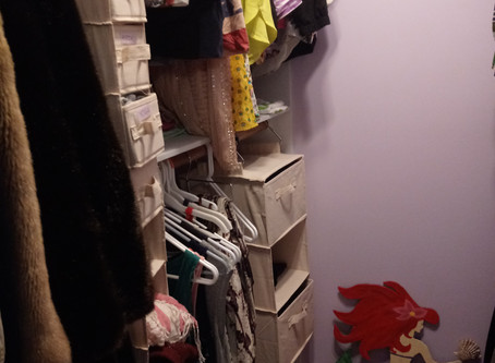 Organizing Your Closet For Fitness