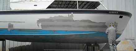 Kwik Strip Dustless Blasting Marine