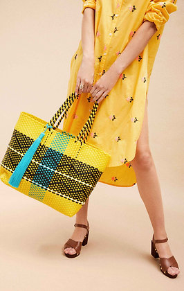 Sac Cabas Wild  WAKASCOUBI YELLOW
