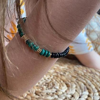 Bracelet MARASSI MALACHITE