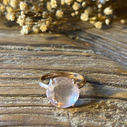 Bague Solene Quartz Rose