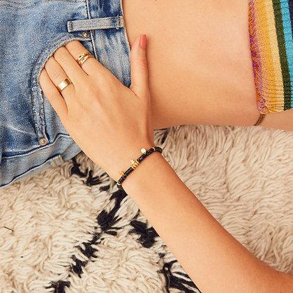 Bracelet Hipanema Matcha Noir
