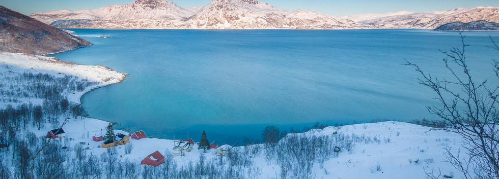 Norweskie widoki urzekają na każdym kroku.