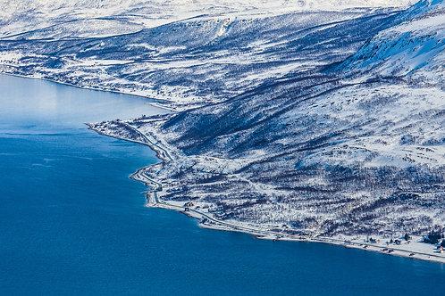 Norweskie wybrzeże