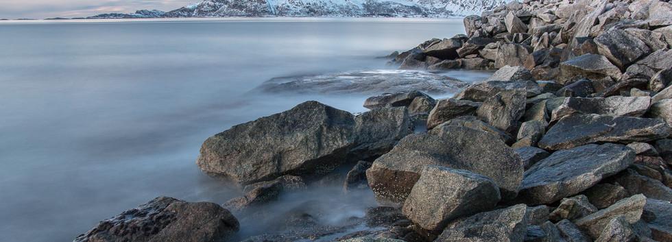 Grøtfjord, mój ulubiony fotograficzny spot w okolicy.