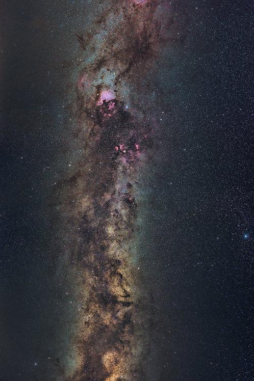 Wielka Szczelina w Drodze Mlecznej