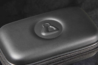 Thinklabs electronic stethoscope case for auscultation, medical education, telemedicine, digital health, and hearing heart and lung sounds
