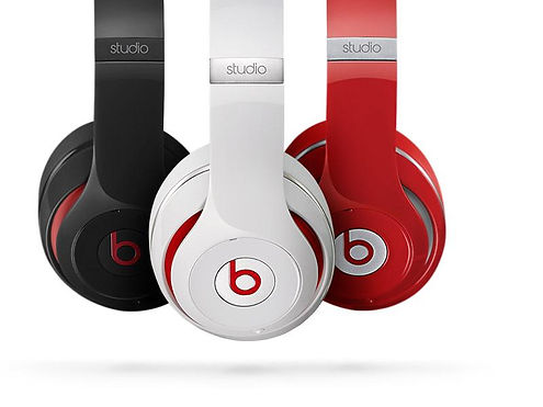 Beats Studio Headphones for use with the Thinklabs Electronic Stethoscope