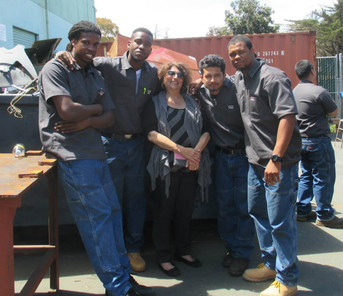 """Helping the """"Hardest to Serve"""" individuals to achieve finanical indepents and break the cycle of recidivism"""