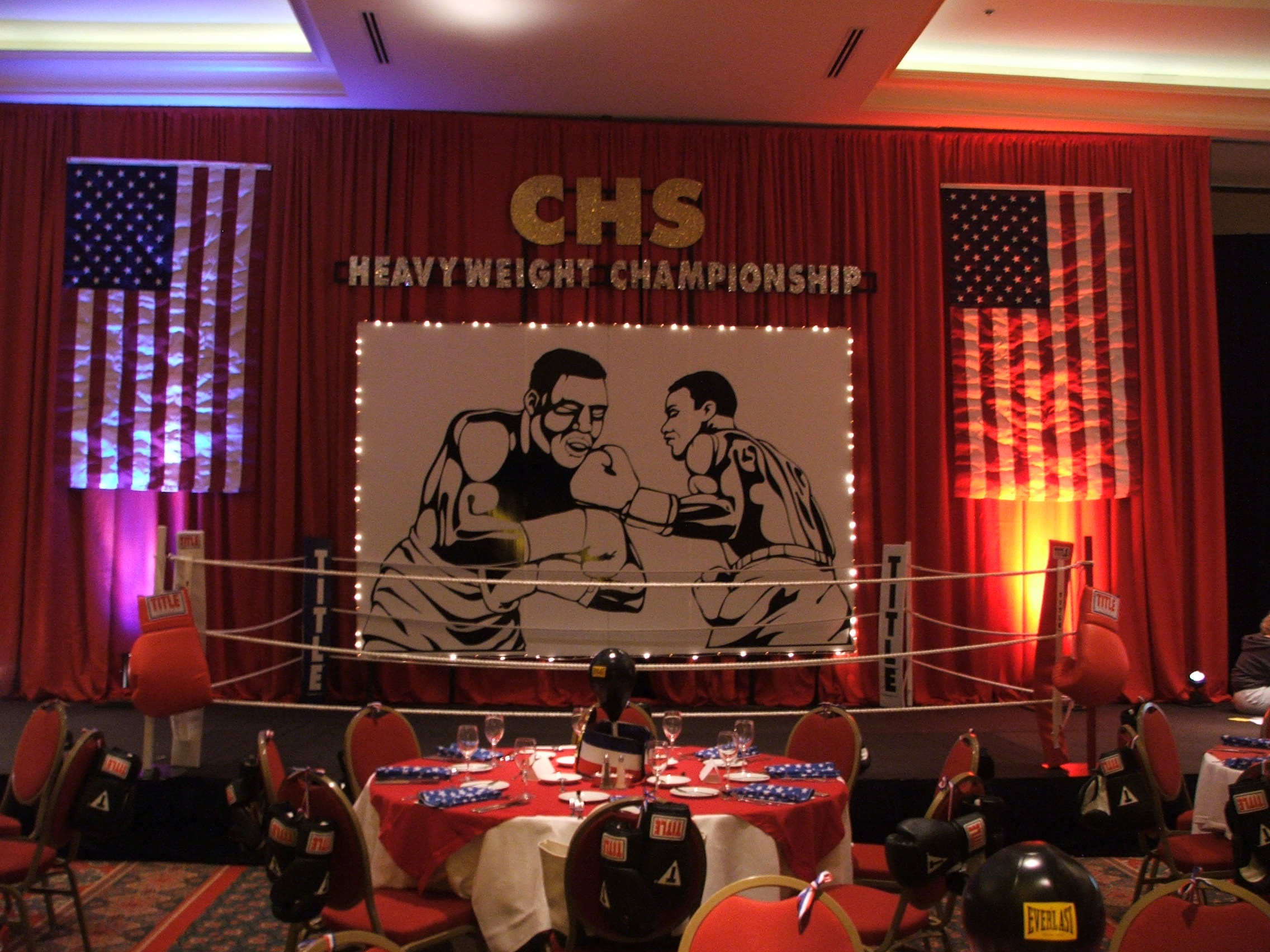 sports-themed-event-stage-decor