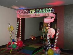 Themed Event Entrance Decor