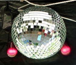 Disco Themed Event Decor