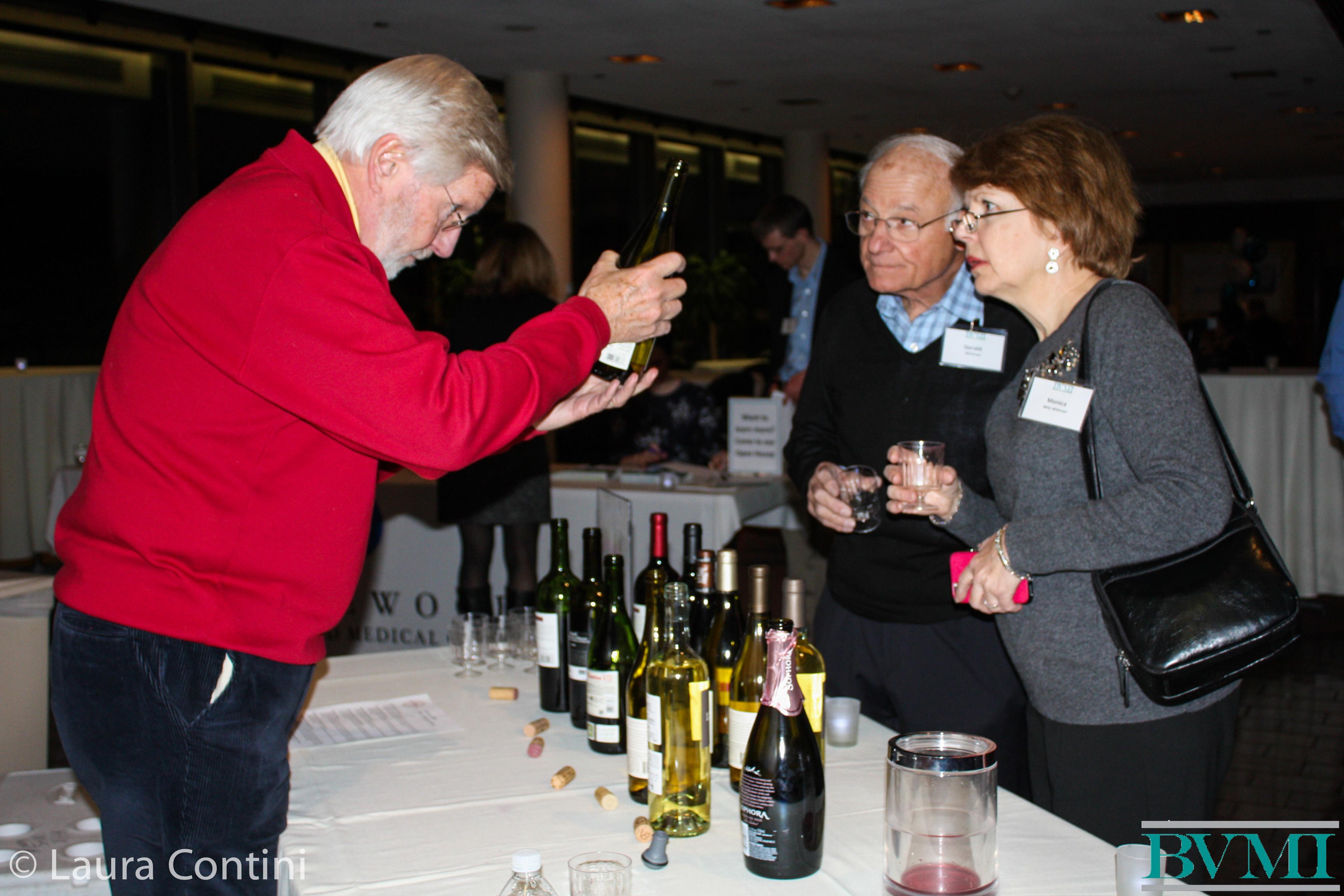 BVMI 2015 Wine Tasting