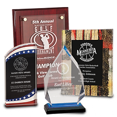 Acrylic Plaques and Awards Catalog
