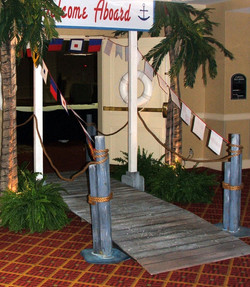 Cruise Themed Event