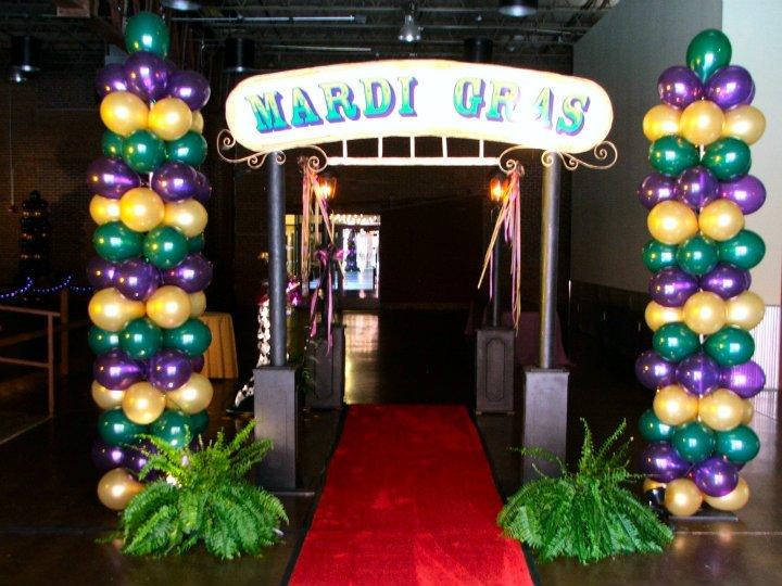 Mardi Gras Themed Event