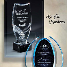 Acrylic Awards Catalog