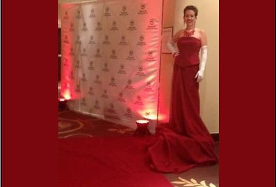 Living Red Carpet