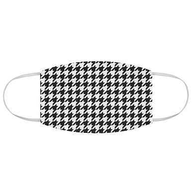 Fabric Face Mask (Houndstooth 117)