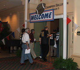 Themed Entrance Decor for your Convention Events