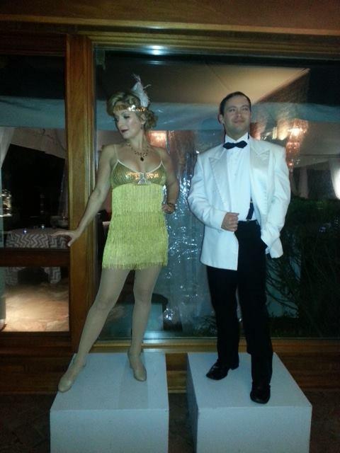 Living Mannequins