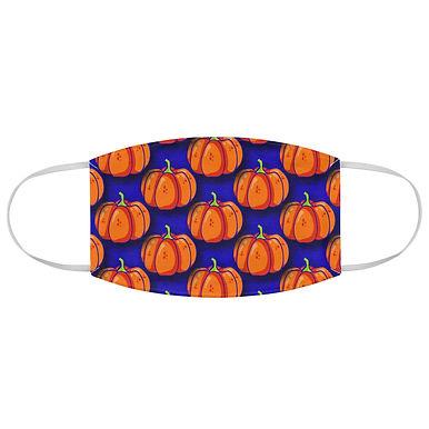 Fabric Face Mask (Pumpkins 134)