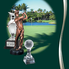 Golf and Tournament Awards Catalog