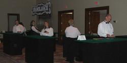 Casino Party Blackjack Tables