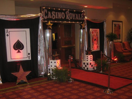 Event Entrance Decor