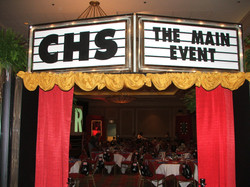 Marquee Theater Entrance