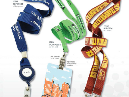 You're going to need lanyards for your upcoming convention!