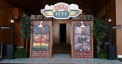 Central Perk Entrance