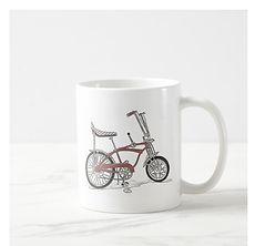 60's Schwinn Stingray Apple Krate Muscle Bike Coffee Mug