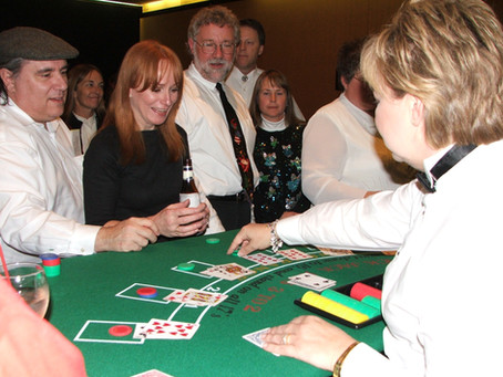Casino Nights for Convention Groups