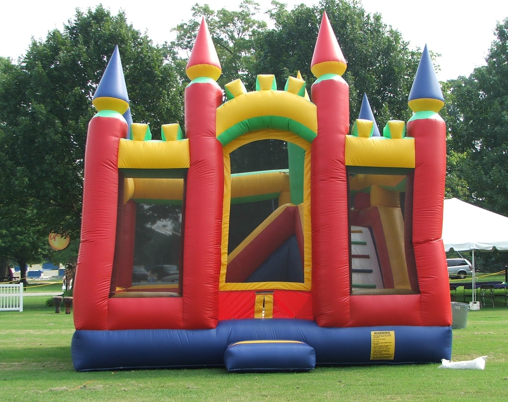 Balloon Bounce Castle