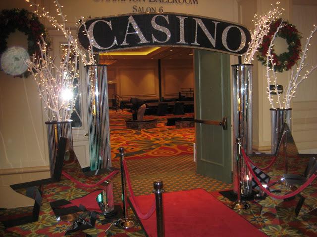 Custom Casino Entranceway