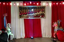 Room Decor and Photo Area
