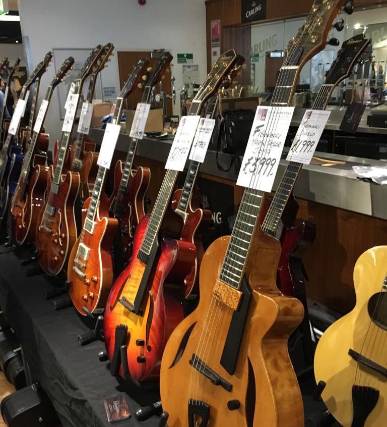 Fibonacci Guitars