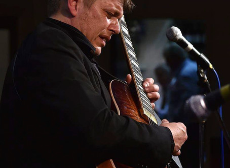 CHOOSE THE BLUES WITH NIGEL PRICE - SUFFOLK JAZZ SCHOOL