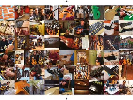HAPPY NEW YEAR FROM FIBONACCI GUITARS!