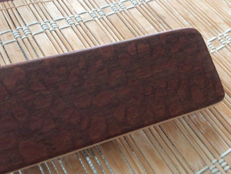 WOODEN PICKUP COVERS FOR FLOATING HUMBUCKERS!