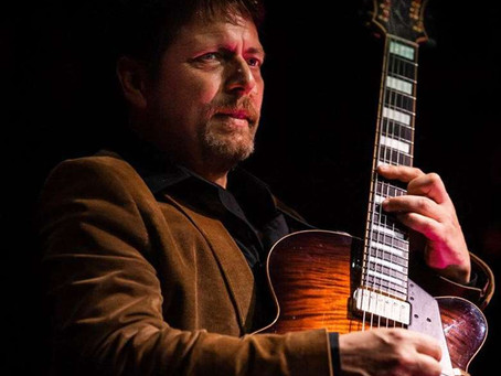 JAZZWISE MAGAZINE REVIEW - 'NIGEL PRICE BRINGS THE SPIRIT OF WES MONTGOMERY TO RONNIE SCOTT'S'