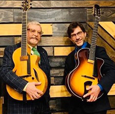 Martin Taylor's Happy Hour Hangout with Frank Vignola - Aug 25th