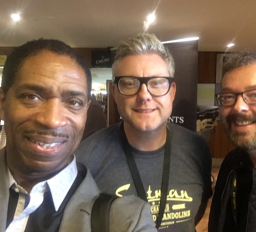 Ciyo, Russ, Graham
