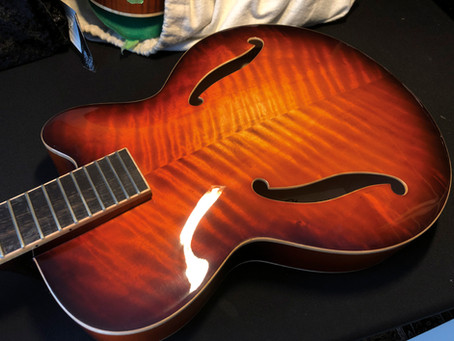 FIBONACCI CALIFORNIAN IN BISTER SUNBURST NITRO