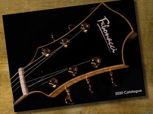 FIBONACCI GUITARS 2020 CATALOGUE!