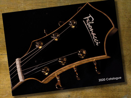 FIBONACCI GUITARS 2020 CATALOGUE!