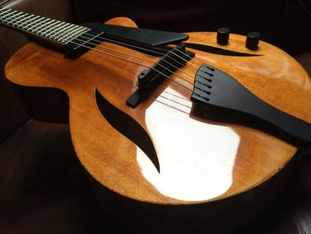 PLAY A FIBONACCI CHIQUITA AT THE COPENHAGEN GUITAR SHOW 6 - 7 OCTOBER!
