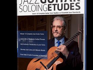 MARTIN TAYLOR's JAZZ GUITAR SOLOING ETUDES