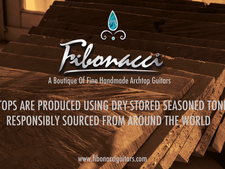 RESPONSIBLY SOURCED TONEWOODS